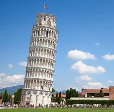 ピサの斜塔を見て思う